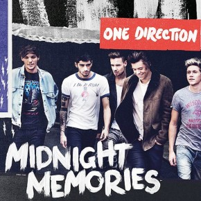 Album review – Midnight Memories: One Direction